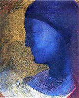 The Golden Cell, 1892, redon