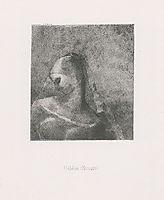 Helena (Ennoia) (plate 10), 1896, redon