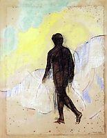 The Man, c.1916, redon