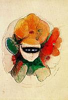 The Masked Anemone, redon