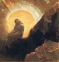 Melancholy, 1876, redon