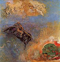 Roger and Angelica, c.1909, redon