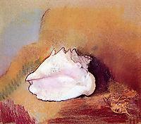 The Seashell, 1912, redon