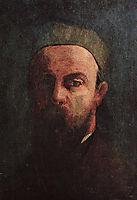 Self Portrait, 1880, redon