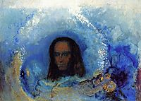 Silence, c.1911, redon