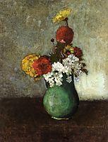 Vase of Flowers, 1900, redon