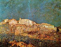 Venetian Landscape, c.1908, redon