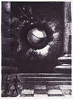 Vision, 1879, redon