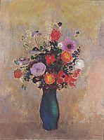 Wildflowers, c.1906, redon