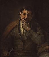 The Apostle Bartholomew, rembrandt