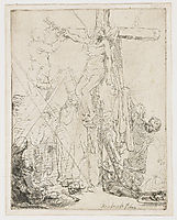 The descent from the cross, 1642, rembrandt