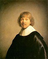 Jacob III de Gheyn, 1632, rembrandt