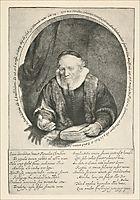 Jan Cornelis Sylvius, 1646, rembrandt