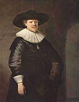 Portrait of Jan Hermansz Krul, 1633, rembrandt