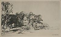 The Vista, 1652, rembrandt