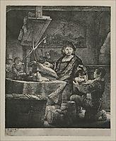Wittenboogaert, The Gold Weigher , rembrandt