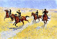 The Advance, 1898, remington