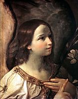 Angel of the Annunciation, reni