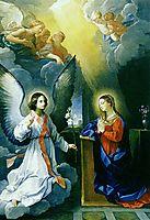 The Annunciation, c.1629, reni