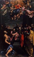 Assumption, 1600, reni