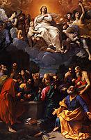 Assumption, 1617, reni