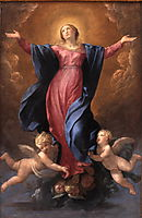 Assumption of the Virgin, reni