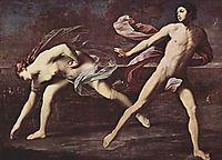 Atalanta and Hippomenes, 1625, reni