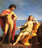 Bacchus And Ariadne, 1619-1620, reni