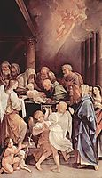 Thecircumcision of theChild Jesus, 1640, reni