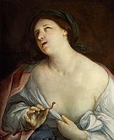 Cleopatra, 1640, reni