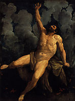 Hercules on the Pyre, reni