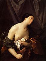 Lucretia, 1626, reni