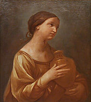 Magdalene with the Jar of Ointment, c.1640, reni