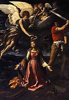 Martyrdom of Saint Catherine of Alexandria, 1607, reni