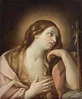 Penitent Mary Magdalene, reni