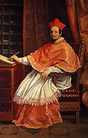 Portrait of Cardinal Bernardino Spada, 1631, reni