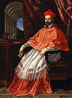 Portrait of Cardinal Roberto Ubaldini, reni