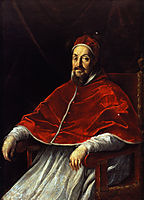 Portrait of Pope Gregory XV, reni