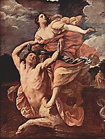 The Rape of Dejanira, reni