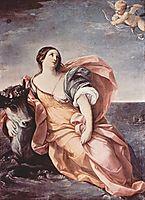 The Rape of Europa, 1639, reni