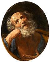 Repentant Peter, 1637, reni