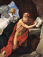 Saint Jerome, 1635, reni