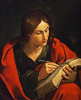 Saint John, 1621, reni