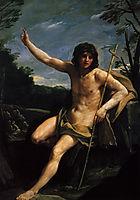 Saint John the Baptist, 1637, reni