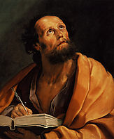 Saint Luke, 1621, reni