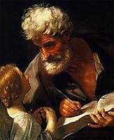 Saint Matthew, 1621, reni