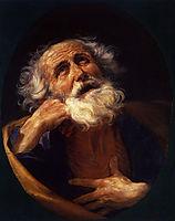 Saint Peter, 1634, reni