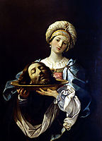 Salome with the Head of John the Baptist, 1635, reni