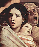 The Slaughter of the Innocents [detail , reni
