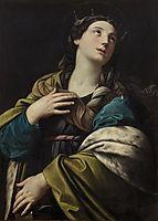 St. Catherine, 1615, reni